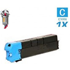 Genuine Original Kyocera Mita TK8707C Cyan Laser Toner Cartridge
