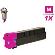 Genuine Original Kyocera Mita TK8707M Magenta Laser Toner Cartridge
