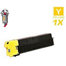 Genuine Original Kyocera Mita TK8707Y Yellow Laser Toner Cartridge