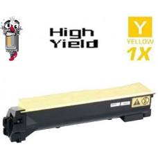 Kyocera Mita TK542Y Yellow Laser Toner Cartridge Premium Compatible