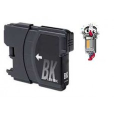 Brother LC61BK Black Inkjet Cartridge Remanufactured