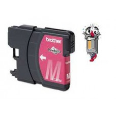 Brother LC61M Magenta Inkjet Cartridge Remanufactured