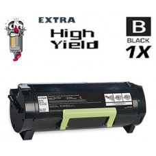 Lexmark 50F1U00 Extra High Yield Black Toner Cartridge Premium Compatible
