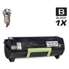 Lexmark 62D1X00 Black Laser Toner Cartridge Premium Compatible