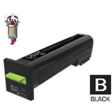 Genuine Lexmark 72K10K0 Black Laser Toner Cartridge