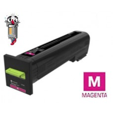 Genuine Lexmark 72K10M0 Magenta Laser Toner Cartridge