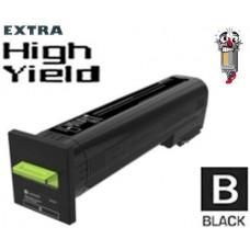 Genuine Lexmark 72K1XK0 Extra High Yield Black Laser Toner Cartridge
