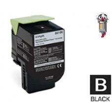 Genuine Lexmark C231HK0 Black High Yield Toner Cartridge