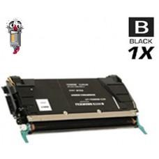 Lexmark C736H1KG High Yield Black Laser Toner Cartridge Premium Compatible
