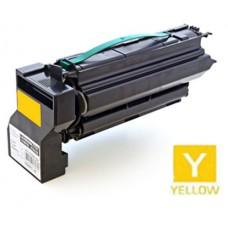 Lexmark C7700YS Standard Yellow Laser Toner Cartridge Premium Compatible 19