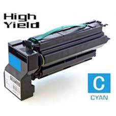 Lexmark C7720CX High Yield Cyan Laser Toner Cartridge Premium Compatible