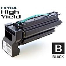 Lexmark C7720KX Extra High Yield Black Laser Toner Cartridge Premium Compatible