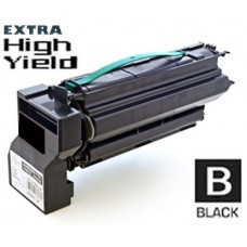 Lexmark C7722KX Extra High Yield Black Laser Toner Cartridge Premium Compatible