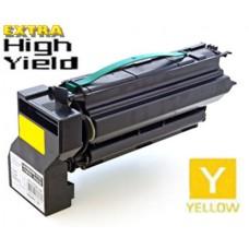 Lexmark C7722YX Extra High Yield Yellow Laser Toner Cartridge Premium Compatible