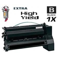 Lexmark C782X1KG Extra High Yield Black Laser Toner Cartridge Premium Compatible
