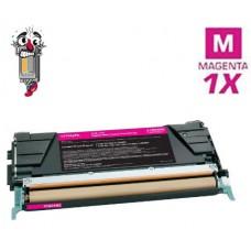 Lexmark X746H1MG High Yield Magenta Laser Toner Cartridge Premium Compatible