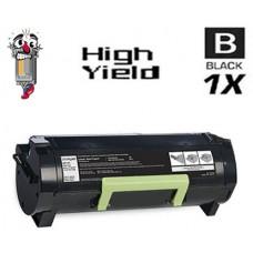 Lexmark 60F1H00 Black High Yield Laser Toner Cartridge Premium Compatible