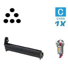 Genuine Okidata 42918171 Cyan Imaging Drum Unit