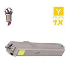 Genuine Okidata 46490601 Yellow Laser Toner Cartridge