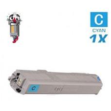 Genuine Okidata 46490603 Cyan Laser Toner Cartridge