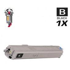 Genuine Okidata 46490604 Black Laser Toner Cartridge