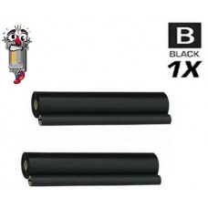 Brother PC102RF Black Thermal Fax Roll 2 Pack Premium Compatible