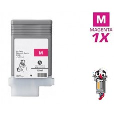 Canon PFI102M Dye-Based Magenta Inkjet Cartridge Remanufactured