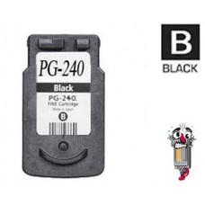 Canon PG240 Standard Black Inkjet Cartridge Remanufactured
