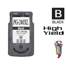 Canon PG240XL High Yield Black Inkjet Cartridge Remanufactured