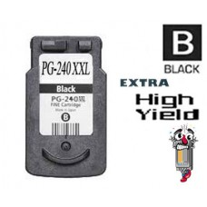 Canon PG240XXL Extra High Yield Black Inkjet Cartridge Remanufactured