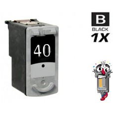 Canon PG40 Black Inkjet Cartridge Remanufactured
