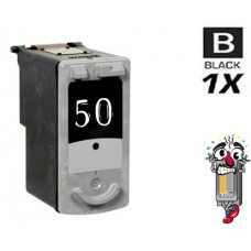 Canon PG50 Black Inkjet Cartridge Remanufactured