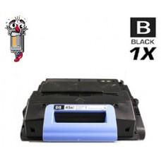 Hewlett Packard Q5945A HP45A Black Laser Toner Cartridge Premium Compatible