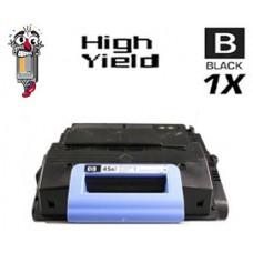 Hewlett Packard Q5945X HP45X High Yield Black Laser Toner Cartridge Premium Compatible