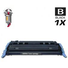Hewlett Packard Q6000A HP124A Black Toner Cartridge Premium Compatible