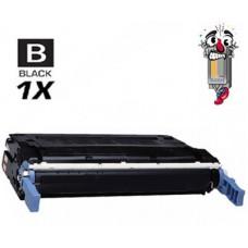 Hewlett Packard Q6460A HP644A Black Laser Toner Cartridge Premium Compatible