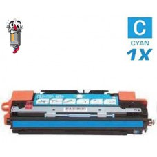 Hewlett Packard Q7581A HP503A Cyan Laser Toner Cartridge Premium Compatible