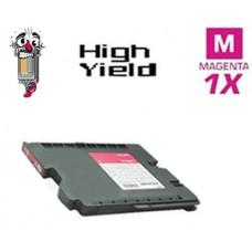 Ricoh 405538 (GC21MH) Magenta Laser Toner Cartridge Premium Compatible