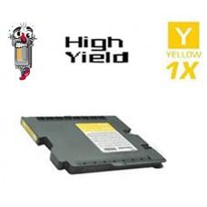 Ricoh 405539 (GC21YH) Yellow Laser Toner Cartridge Premium Compatible