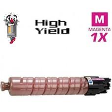 Ricoh 821072 (821107) High Yield Magenta Laser Toner Cartridge Premium Compatible