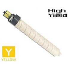 Ricoh 841277 (841421) Yellow Laser Toner Cartridge Premium Compatible