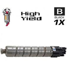 Ricoh 841849 High Yield Black Laser Toner Cartridge Premium Compatible