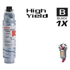 Ricoh 885257 Type 1150D Black Laser Toner Cartridge Premium Compatible