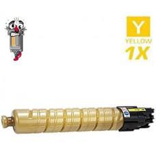 Ricoh 888637 (884963) Yellow Laser Toner Cartridge Premium Compatible