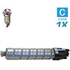 Ricoh 888639 (884965) Cyan Laser Toner Cartridge Premium Compatible
