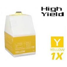 Ricoh 888443 (Type 160) Yellow Laser Toner Cartridge Premium Compatible