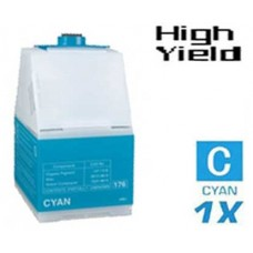 Ricoh 888445 (Type 160) Cyan Laser Toner Cartridge Premium Compatible