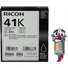 Ricoh GC41K 405761 Black Ink Cartridge Premium Compatible