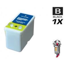Epson S020108 Black Inkjet Cartridge Remanufactured
