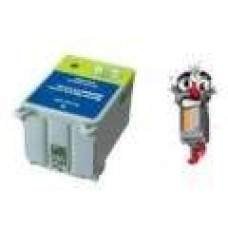 Epson T018201 Color Inkjet Cartridge Remanufactured
